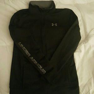Boys Under Armour Full Zip Jacket